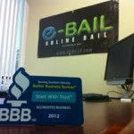 E Bail Bonds Las Vegas BBB accreditation