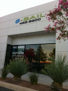 eBAIL Online Bail Bonds in Las Vegas
