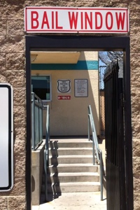 North Las Vegas Jail Bail Bond Window