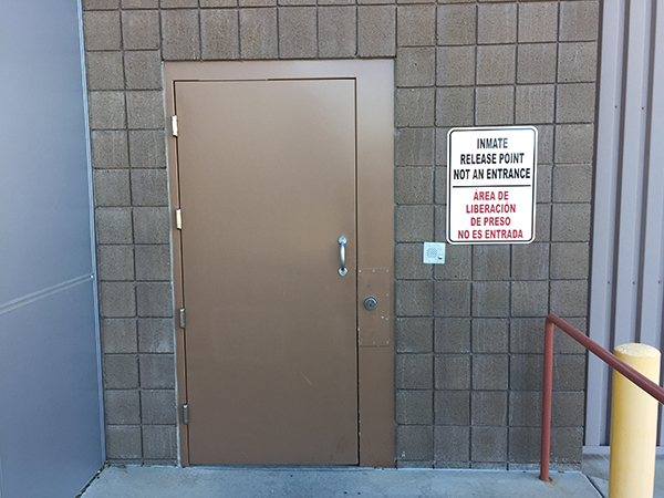 Henderson Detention Center bail posting process