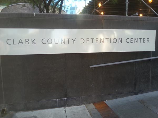 What is my responsibility if I bail someone out of Clark County Jail?