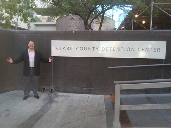 How do I Pay for a Bail Bond for Clark County Detention Center?