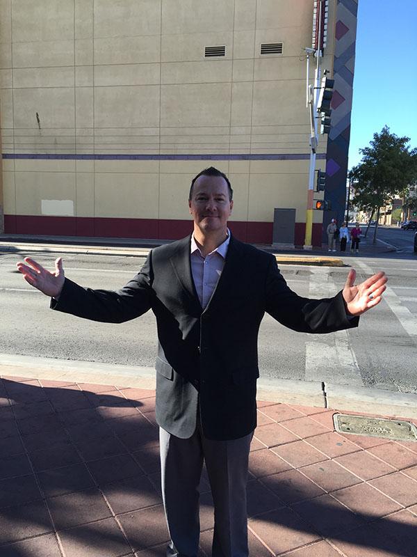 Las Vegas Bail Agent Marc Gabriel