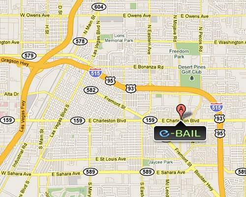 Cheap Online Bail Bonds Las Vegas