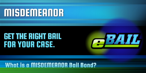 Online Misdemeanor Bail Bonds in Las Vegas Near Me