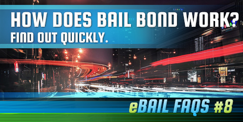 How Does a Bail Bond Work?
